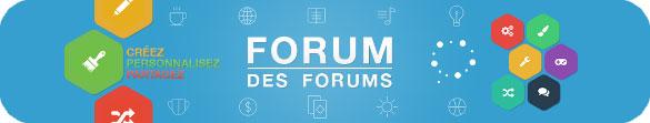 Création de forum PHP et phpBB