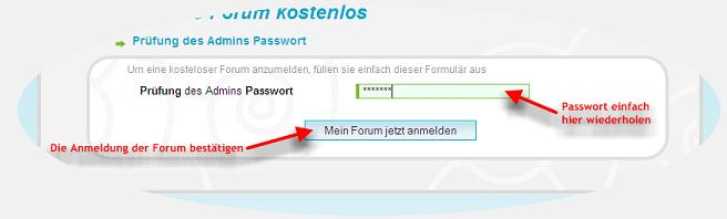Hier überprüft man ob das Passwort stimmt