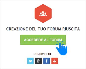 Forum creato
