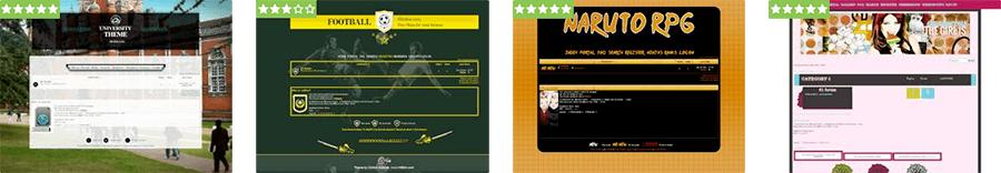 temi gratuiti per forum RPG